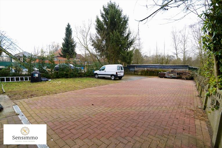 2 slaapkamerappartement met terras en privé parking