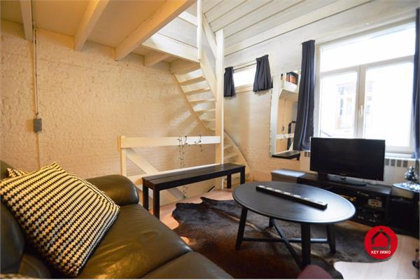 Charmante commune woning in centrum gent