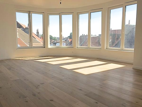 Luxe appartment op topligging.