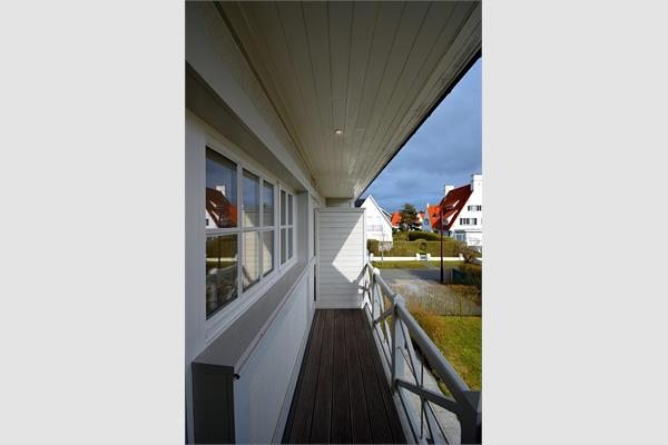 Duplex for rent in De Haan
