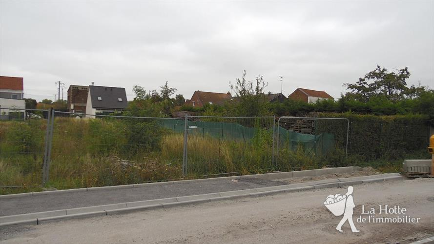 Exclusivité !! Terrain constructible de 1227m²