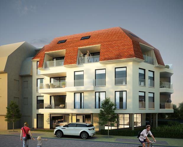 Appartement te koop in Wenduine