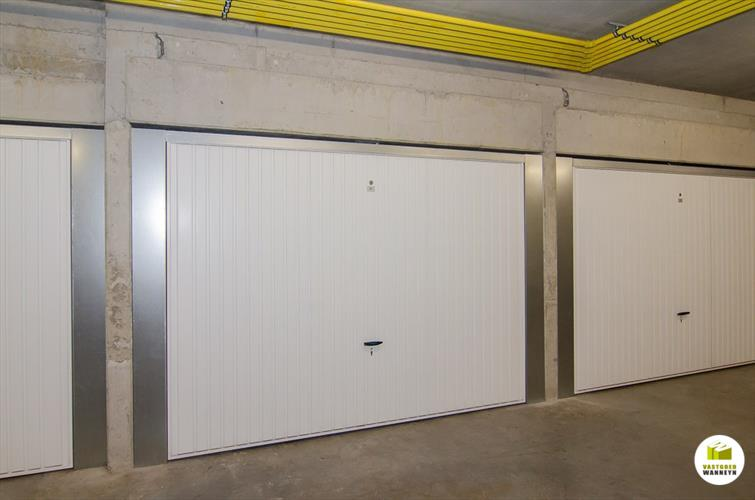 Appartement met 2 slpks en garagebox in Beernem