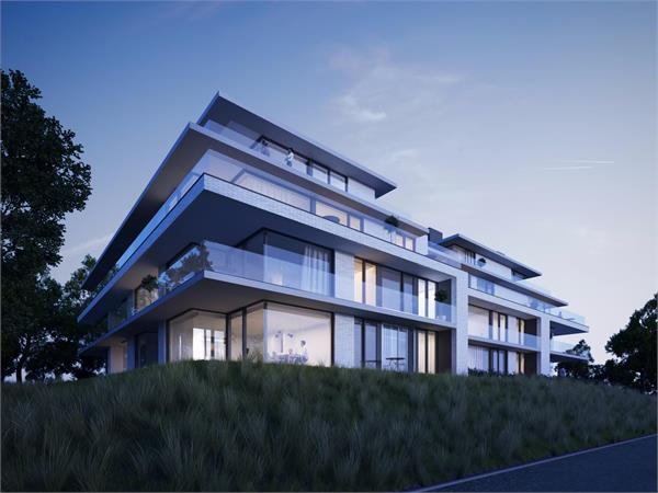 Nieuwbouwproject Residentie Lily-Rose