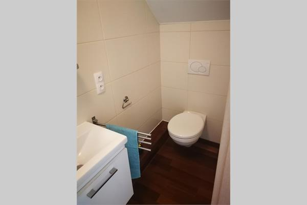 Furnished duplex with terras and seperate bedroom