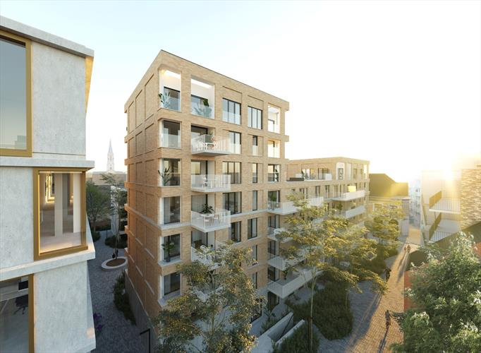 RESIDENTIE MAENE - WOONPROJECT BEL-FORD