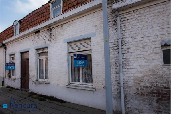 Land for sale in Krombeke