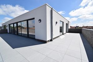 In optie Penthouse te Roeselare