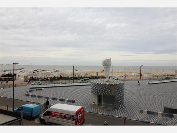 APPARTEMENT - PLACE RUBENS - DIGUE - KNOKKE