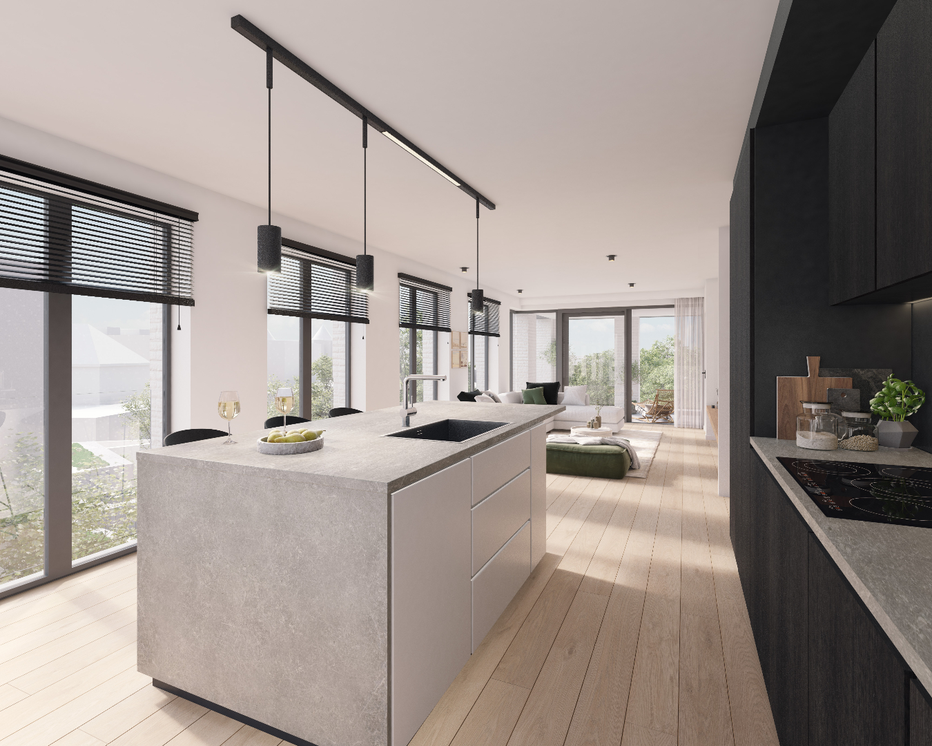 LUXE APPARTEMENT A011