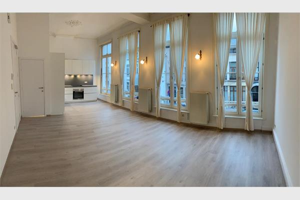 Flat let in Antwerpen