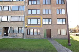 Appartement met private parking op centrale ligging.