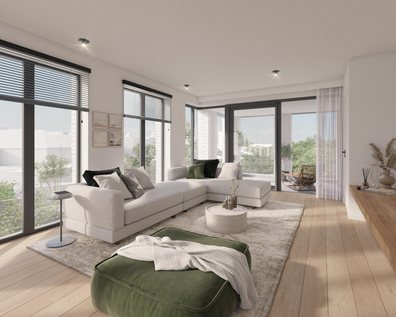 LUXE APPARTEMENT B001