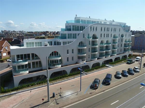Flat sold in Koksijde