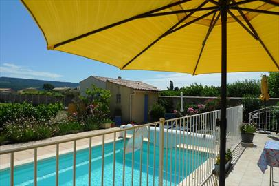 Sold - Villa - Saint-Maurice sur Eygues